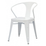 Metro Chair - White