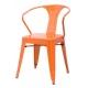 Metro Chair - Orange