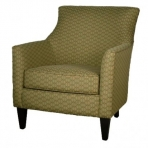 Dill Green Arm Chair