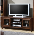 Walnut Entertainment Console