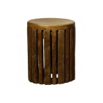 Combi Round End Table
