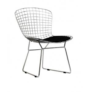 Bertoia Style Side Chair